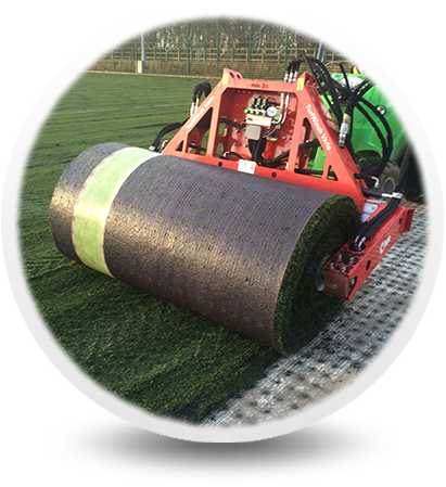 Sports Pitch Resurface Bedford