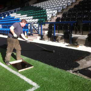 Sports Pitch Resurface Hampshire